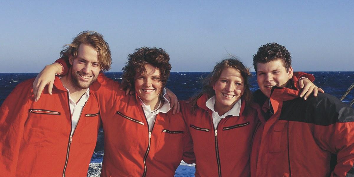 Ausbildung in der Seeschifffahrt